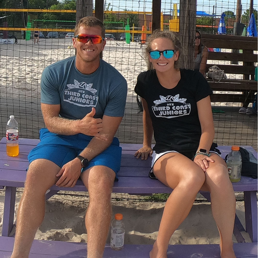 Drop In Third Coast Volleyball